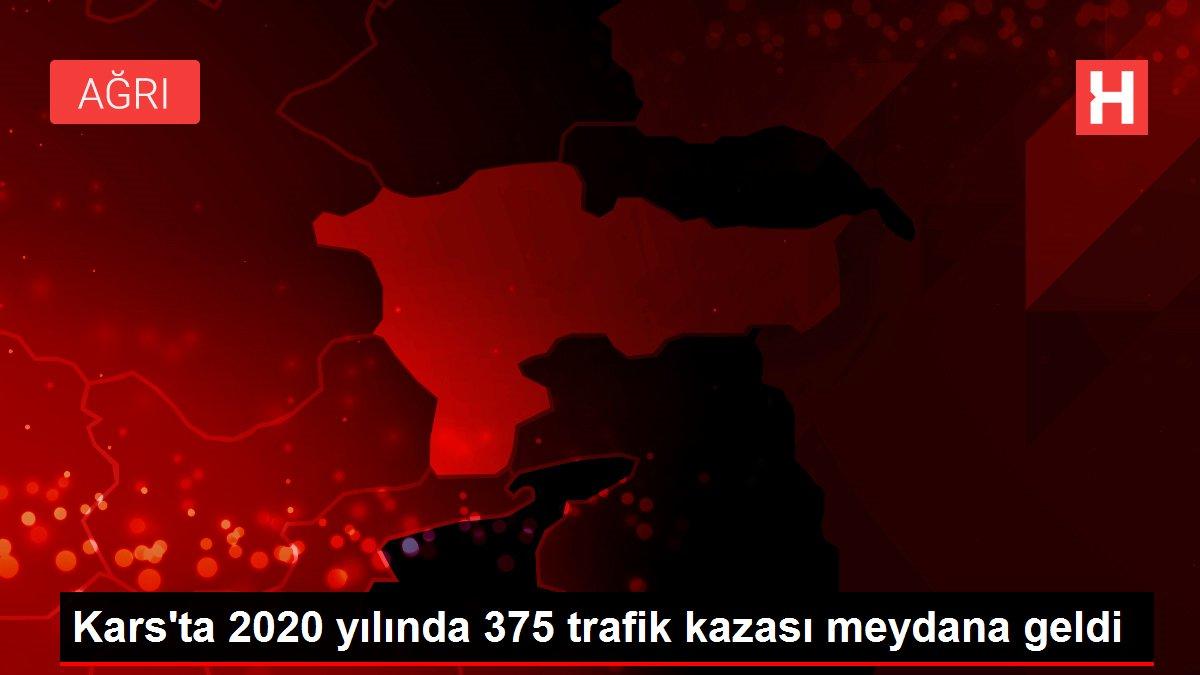 kars ta 2020 yilinda 375 trafik kazasi meydan 14170817 local
