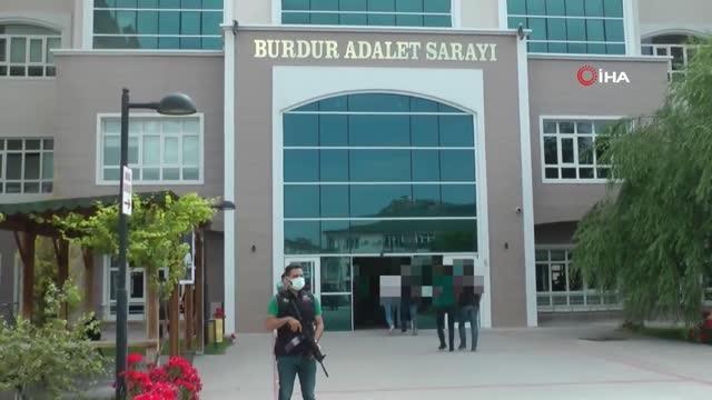Burdur merkezli FETÖ operasyonunda 6 şüpheli tutuklandı