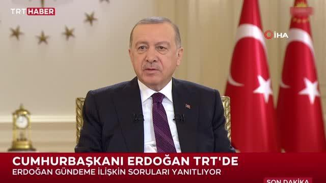 Cumhurbaşkanı Erdoğan: 'Cuma günü Zonguldak'ta bir müjde açıklayacağız. Zonguldak'ta Uzun Mehmet Camii'nin açılışını yapacağız. Oradan da Kanuni...