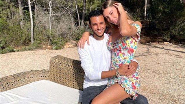 Şeyma Subaşı, Mısırlı sevgilisinden aldığı romantik evlilik teklifini sosyal medyadan paylaştı