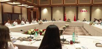 Suat Çelen: Son dakika haberi! SPOR Cumhurbaşkanı Erdoğan, madalya alan cimnastikçileri kabul etti