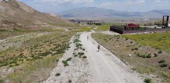 Doğubeyazıt: Türkiye Dağ Koşusu Şampiyonası yapıldı
