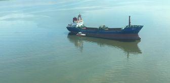 Kocaeli Büyükşehir Belediyesi: İzmit Körfezi'ni kirleten gemiye 1 milyon 301 bin TL ceza