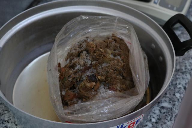 The efficiency of biogas produced from organic household waste has been increased by 30 percent with graphene.