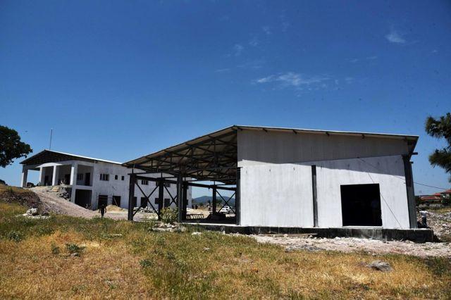 Pelitalan Kırsal Kalkınma Merkezi hızla ilerliyor