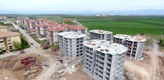 Mustafa Çöl: Sandıklı'da 250 konutluk TOKİ inşaatı devam ediyor