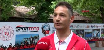 Azerbaycan: SPOR Ayşe Begüm Onbaşı'nın antrenörü Ekin: Avrupa şampiyonluğunu alıp geleceğiz