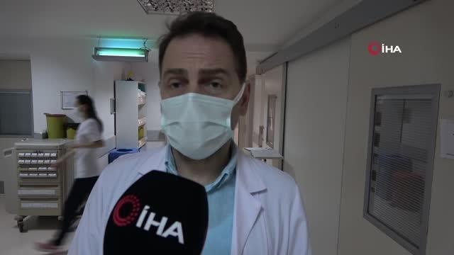 Türkiye'de hem Covid-19 hem de Kırım Kongo Kanamalı Ateşi hastalığı ilk kez aynı anda bir hastada görüldü