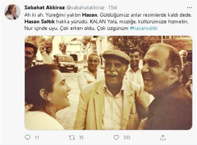 Ünlü yapımcı Hasan Saltık, 57 yaşında hayatını kaybetti