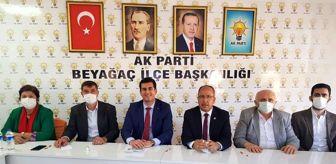Beyağaç: Başkan Güngör'den Beyağaç'a ziyaret