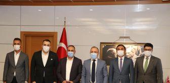 Mustafa Alpay: Son dakika haberi... Tarihi  'Çarşıbaşı Hamamı' turizme kazandırılacak