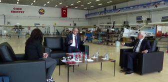 Thk: Tesis Güvenlik Belgesi alan THK Teknik AŞ, uçak ve helikopter bakımlarını Türkiye'de yapacak
