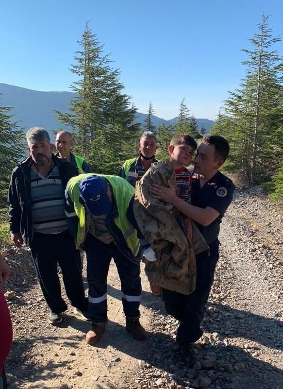 Son dakika haber... Feke'de kaybolan 2 çocuk bulundu