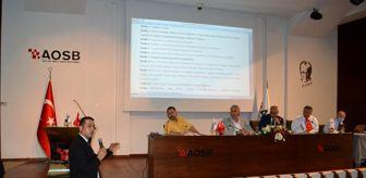 Atila Menevşe: AOSB 15. Olağan Genel Kurulu yapıldı