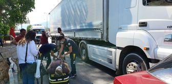 Yenipazar: Aydın'da trafik kazası; 1 yaralı