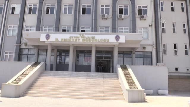 Aydın merkezli dolandırıcılık operasyonunda yakalanan şüphelilerden 14'ü tutuklandı