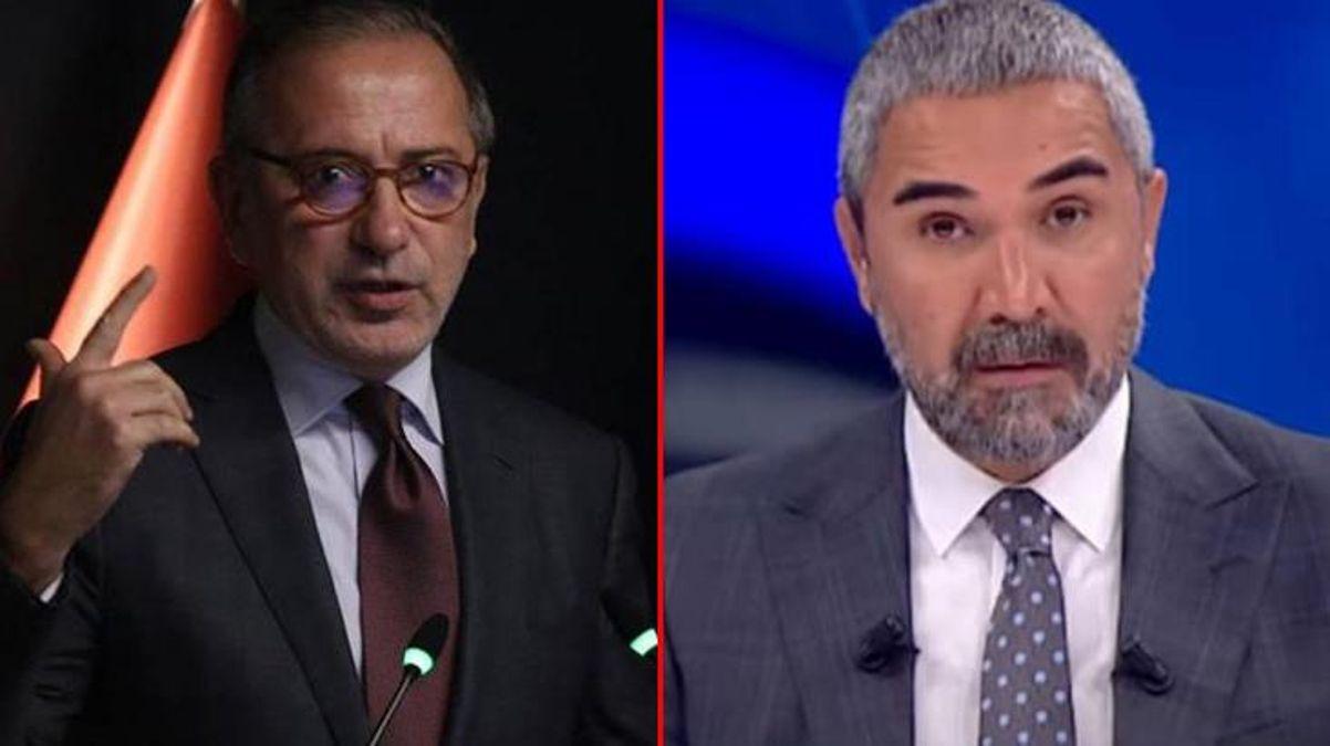 Fatih Altaylı, Sedat Peker'in hedefindeki Veyis Ateş'e çağrıda bulundu: Bu vahim iddiaları net bir şekilde yalanla thumbnail