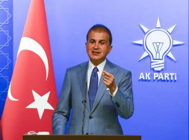 Ömer Çelik: 'Müsilaj Eylem Planı 3 yılda tamamlanacak, tavizsiz uygulanacak bir eylem planıdır'