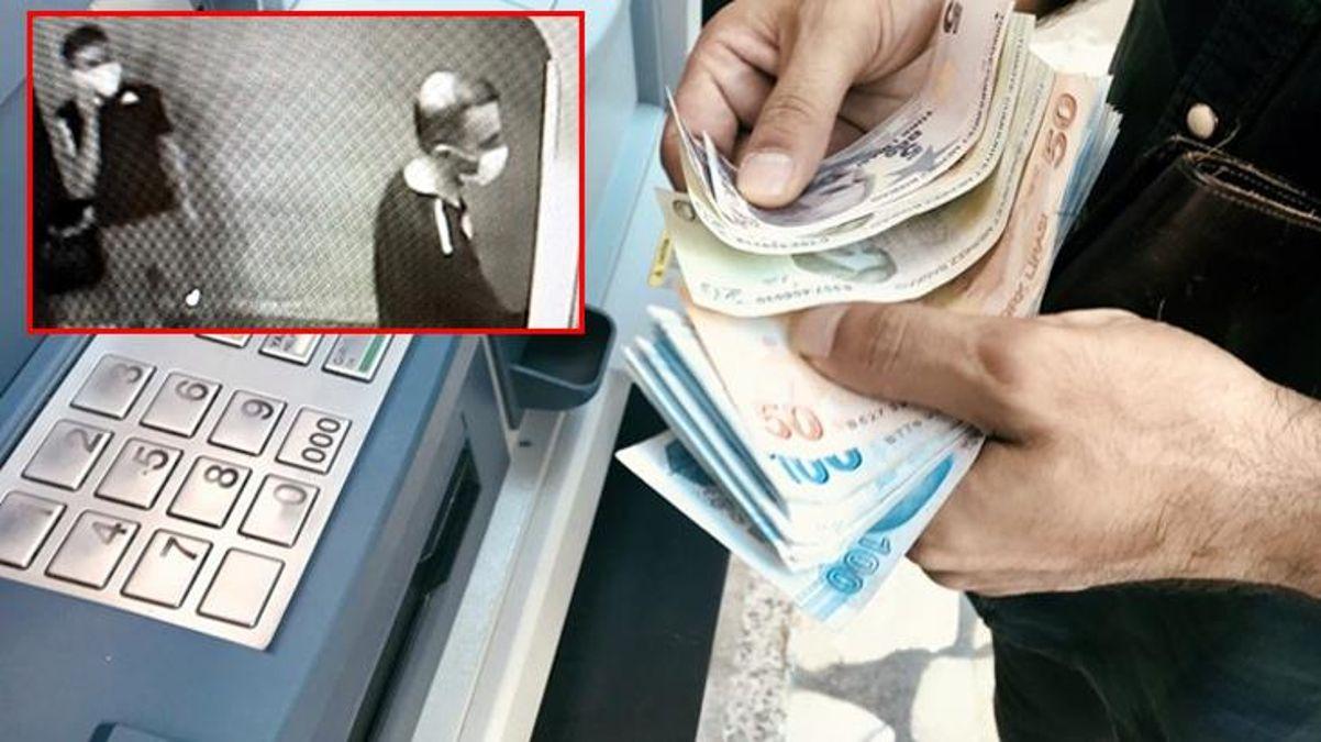 ATM'deki açığı fark eden 4 uyanık, 625 bin liralık vurgun yaptı thumbnail