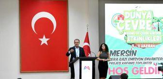 Mersin Akdeniz: Başkan Seçer: 'Belediyecilik Başta İnsanı ve Çevreyi Korumaktır'