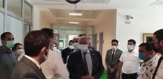 Sağlık Bakanlığı: Datça'da 20 hastanın hizmet alabileceği diyaliz merkezi açıldı