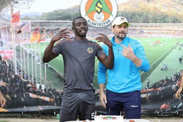 Erol Bulut, eski öğrencileri Cisse ve Thiam'ı Gaziantep'e transfer ediyor
