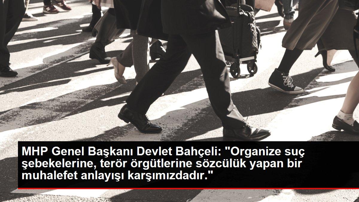 Bahçeli, MHP TBMM Grup Toplantısı'nda konuştu: (2)