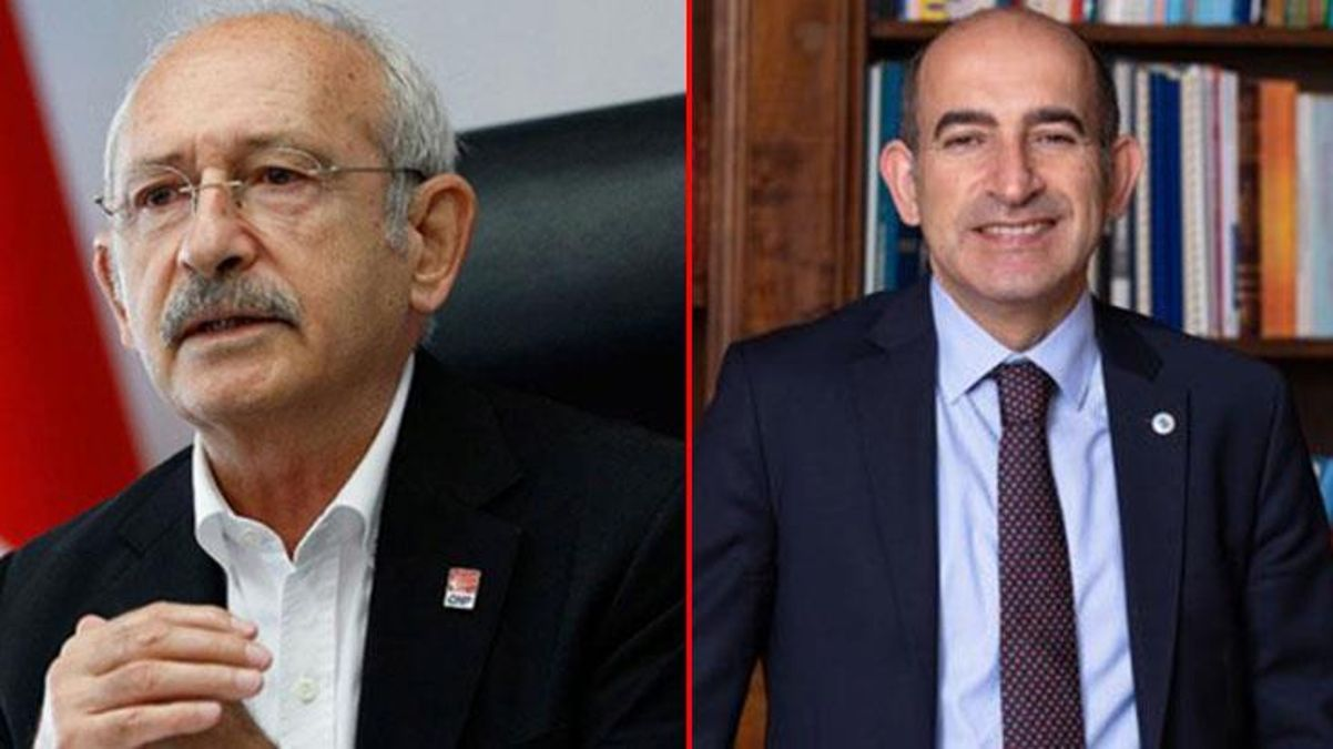 """Rektör Bulu'dan Kılıçdaroğlu'nun """"Hoca bile olamazsın"""" sözlerine yanıt: O üniversitede 8 sene ders verdim thumbnail"""