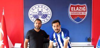Elazığ: Elazığ Karakoçan FK, Eren Yılmaz'ı kadrosun kattı