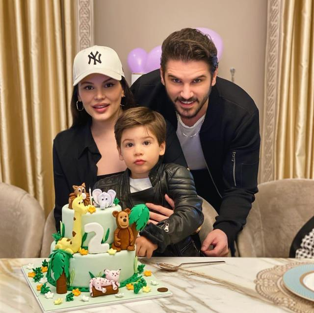 İkinci kez baba olan Tolgahan Sayışman, Almeda Abazi'ye övgü yağdırdı: Doğumdan sonra bir kez daha aşık oldum