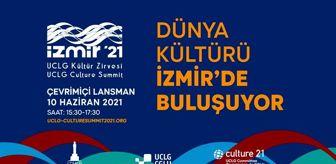 Ece Temelkuran: Kültür Zirvesi'nin Çevrim İçi Lansmanı Yarın Yapılacak