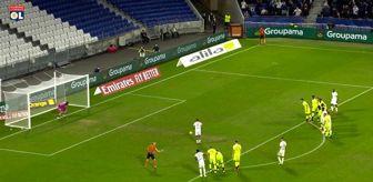Lyon: Memphis Depay'ın 2020-21 Sezonunda Ligue 1'de Attığı Tüm Goller