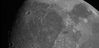 San Antonio: NASA, Jüpiter'in uydusunun yakın mesafeden çekilen fotoğraflarını yayınladı