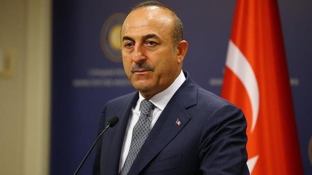 S-400 kriziyle ilgili konuşan Bakan Çavuşoğlu: Bir tarafın dayatmasıyla bu iş çözülmez