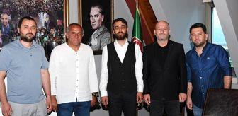 İbrahim Yazıcı: Bursaspor Kulübü, Hakan Cenkçiler'le yeniden anlaştı