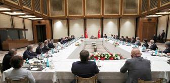İstanbul Boğazı: Cumhurbaşkanı Erdoğan, müsilaj sorununa ilişkin özel toplantıya başkanlık yaptı