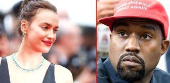 Irina Shayk: Kanye West ile Irina Shayk aşk yaşıyor: Yakalandılar!