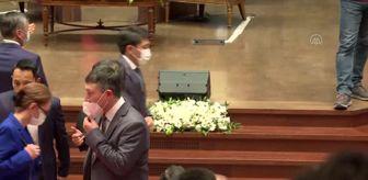 Valencia: Kırgız Cumhuriyeti Cumhurbaşkanı Caparov'a TOBB ETÜ Fahri Doktorası tevdi töreni düzenlendi (1)