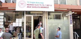 Sağlık Bakanlığı: Trakya'da 45 yaş üzerindeki vatandaşların aşılanması başladı