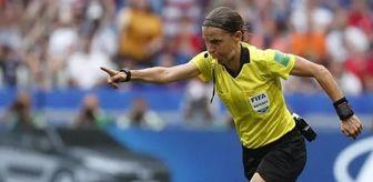 Türkiye-İtalya maçında Avrupa Şampiyonası tarihinde ilk kez bir kadın hakem görev yapacak