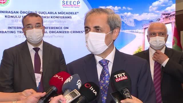 Son dakika: Yargıtay Cumhuriyet Başsavcısı Şahin: '(HDP'nin kapatılması davası) Hepsinin terör örgütü lehinde konuşmaları var, beyanları var'