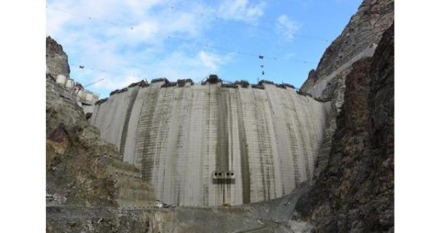 Yusufeli Barajı'nda sona geliniyor! Yusufeli Barajı ve Hidroelektrik Santrali projesi nedir? Yusufeli Barajı elektrik üretimine ne zaman başlayacak?