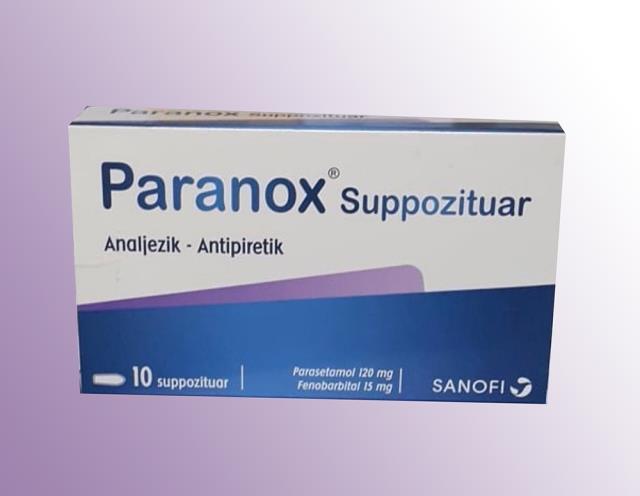Ağrı kesici ve ateş düşürücü Paranox isimli ilaç piyasadan toplatılıyor
