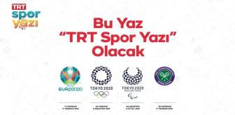 2020 Tokyo Olimpiyatları: Bu yaz 'TRT Spor Yazı' olacak