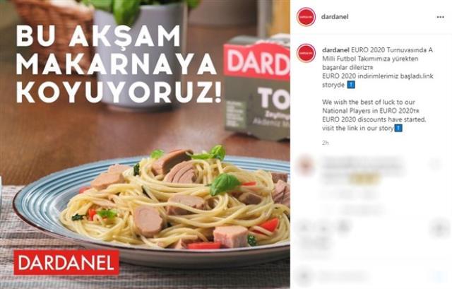 Dardanel reklamı tepkilerin odağında! İşte Dardanel'in cinsiyetçi paylaşımı