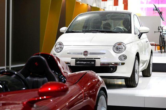 Fiat 500 ADI Tasarım Müzesi'nde yerini aldı