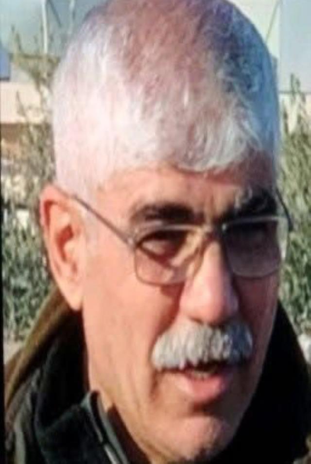 Kırmızı bültenle aranan PKK/KCK'nın sözde Mahmur sorumlusu etkisiz hale getirildi