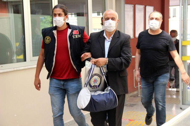 Son dakika haberleri... PKK operasyonunda gözaltına alınan 7 kişi serbest kaldı