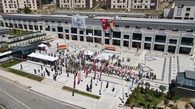 Şırnak'ta huzur sağlandı, spor aktiviteleri arttı