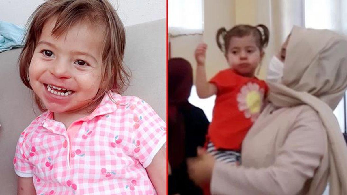 Doktorların 3 ay ömür biçtiği minik Hira hayatını kaybetti